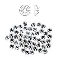 Swarovski Strass Crystal Clear 2,8 mm (40 pcs)