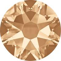 Swarovski Strass Crystal Golden-Shadow 3,2 mm (30 pcs)