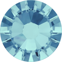 Swarovski Strass Aquamarine 1,8 mm (40 pcs)