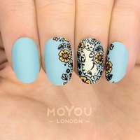 Plaque StampingCrazy Cat Lady 03 - MoYou London