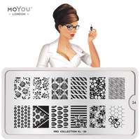 Plaque Stamping Pro XL 24 - MoYou London