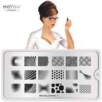Plaque Stamping Pro 11 - MoYou London