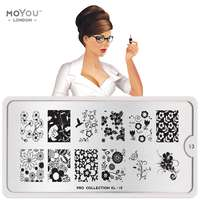 Plaque Stamping Pro XL 13 - MoYou London