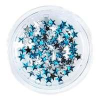 Strass Étoiles - Aquamarine
