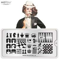 Plaque Stamping Games 01 - MoYou London