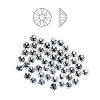 Swarovski Strass Crystal Clear 2,6 mm (40 pcs)