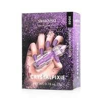 Swarovski Pixie Edge Nail Box - Blossom Purple