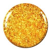 Bonetluxe Glittergel Red Gold Star