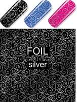 Water Decal F110 silver