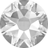 Swarovski Strass Crystal Clear 3,5 mm (30 pcs)