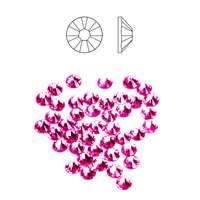 Swarovski Strass Fuchsia 1,8 mm (40 pcs)