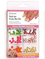 Kit Nailart Fruits 1