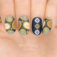 Plaque Stamping Fashionista 18 - MoYou London