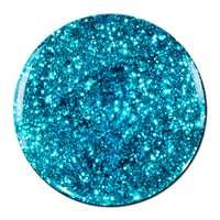 Bonetluxe Glittergel Turquoise Star