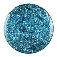 Bonetluxe Glam Glitter Gel Electric Blue