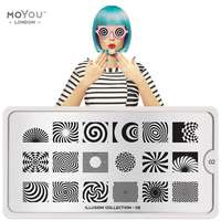 Plaque Stamping Illusion 02 - MoYou London