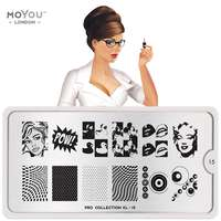 Plaque Stamping Pro XL 15 - MoYou London