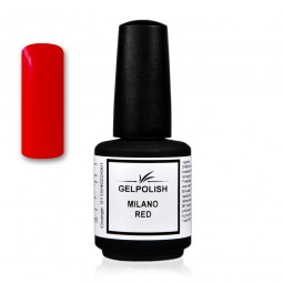 Gelpolish Milano Red